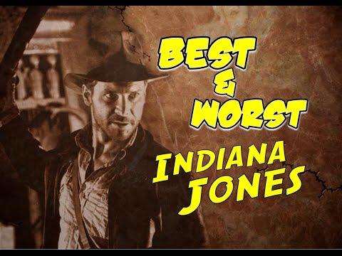 Best & Worst of The Indiana Jones Franchise