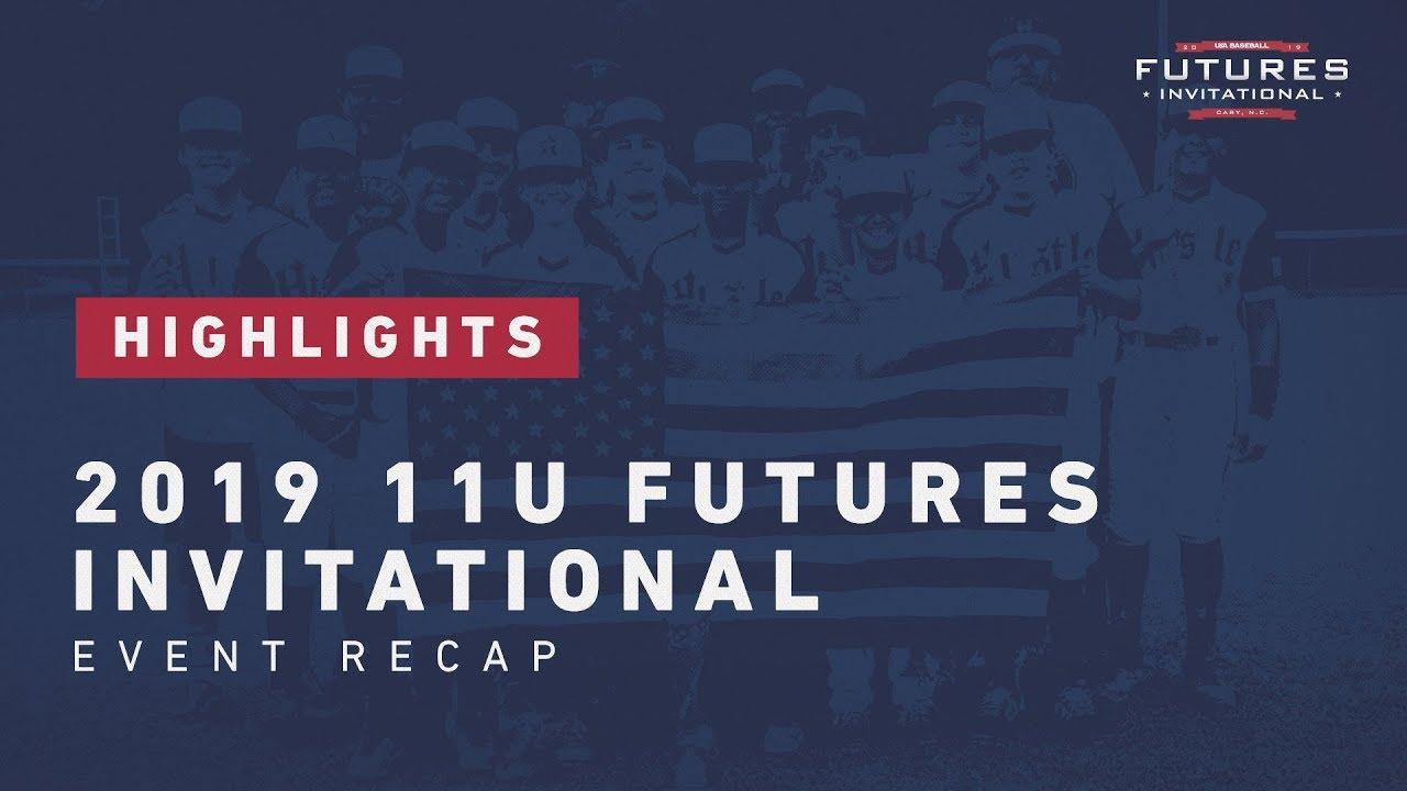 HIGHLIGHTS: 2019 11U Futures Invitational Event Recap