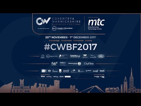 Coventry & Warwickshire Business Festival 2017