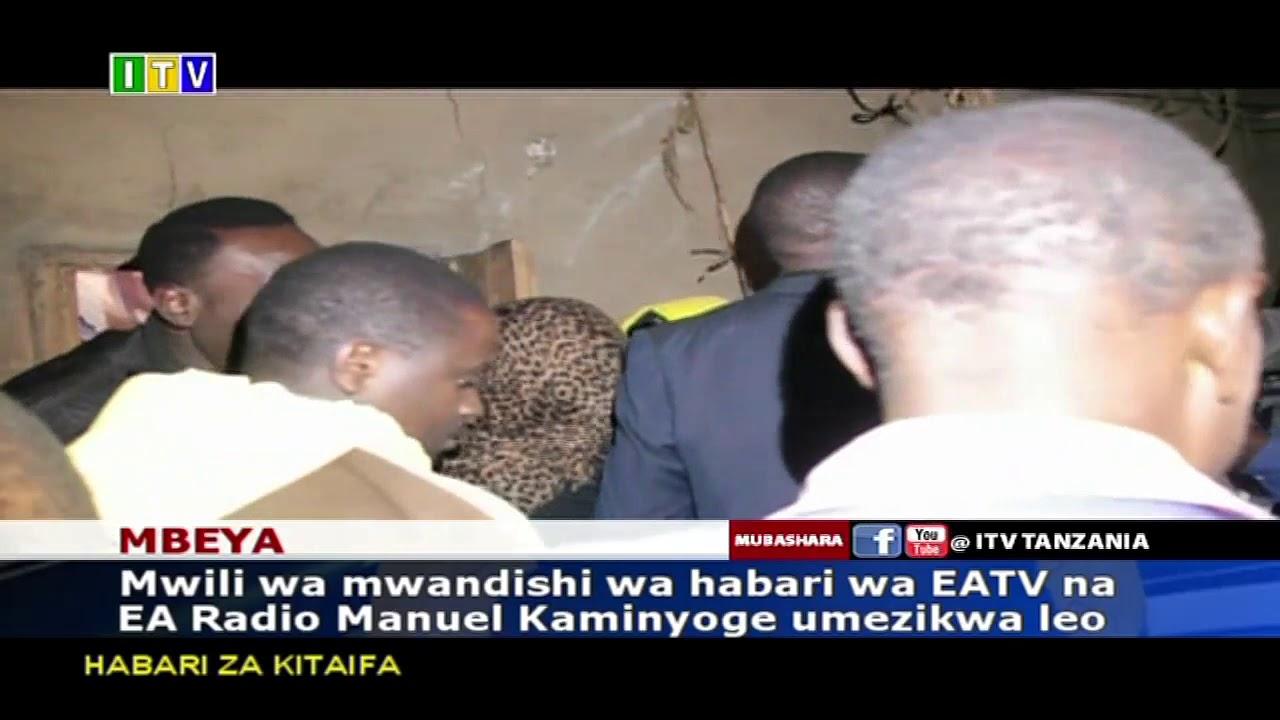 Download Simanzi..! mazishi ya Mwandishi wa Habari wa EATV na Radio.