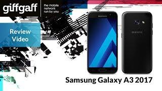 Samsung Galaxy A3 2017 | Phone Review | giffgaff