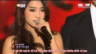 [Vietsub] [Perf] Sistar - Alone @SBS 2012 Gayo Daejun