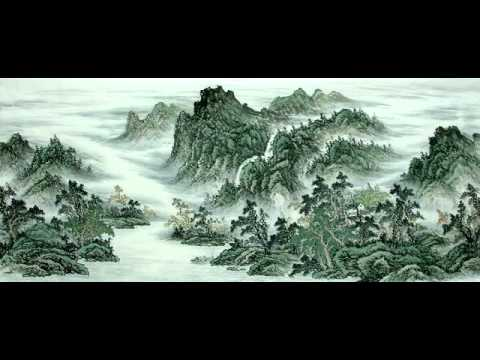 Chinese painting: Appreciate More 100 Fine Chinese landscape paintings