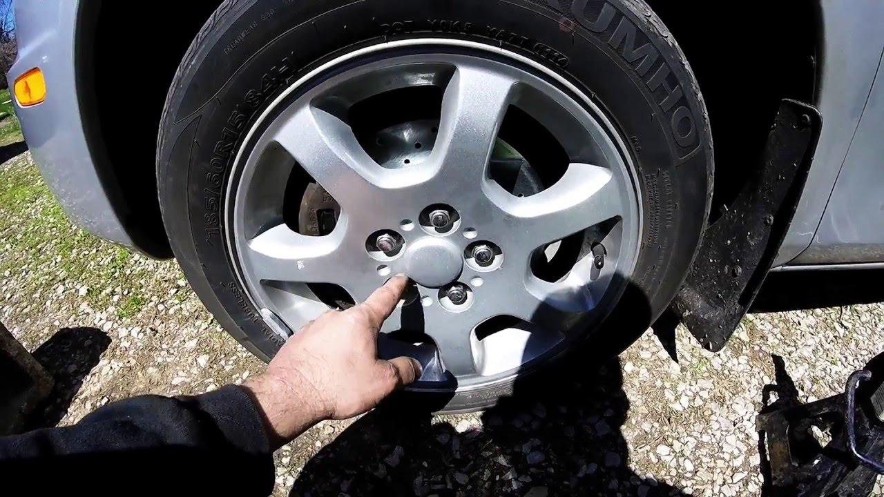 Diy 02 03 04 05 dodge neon sxt brake rotors and pads neon brakes
