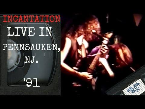 INCANTATION Live in Pennsauken NJ May 31 1991