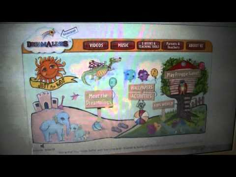 Dreamalings Playground Educational Software Walk Through