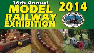 Grampian Model Railroaders Inc Model Railway Exhibition July 2014 - Stawell