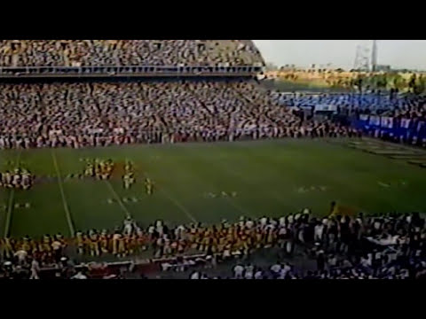 1983 - USFL Championship Game: Michigan Panthers vs Philadelphia Stars