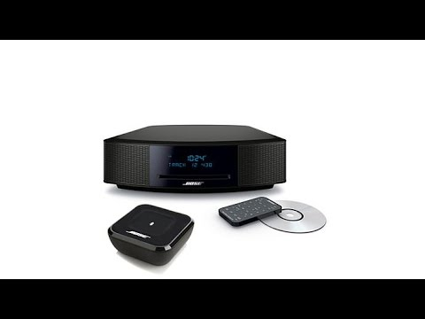 Bose Wave Music System IV w/Bluetooth Audio Adapter