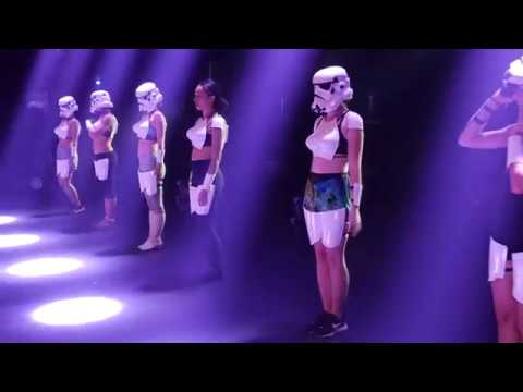 The Gunner Page - Star Wars Burlesque Show Coming to Indy