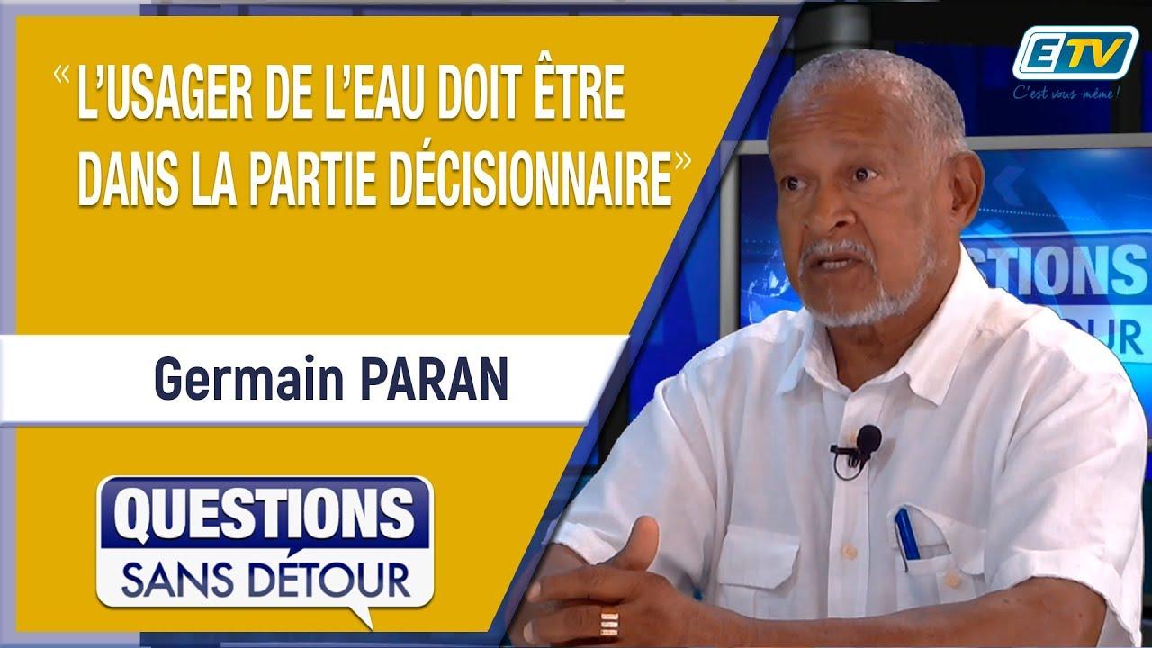 Questions Sans Détour avec Germain PARAN