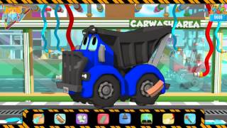 Dump Truck | Car Wash For Kids | Kids Videos