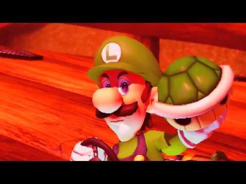 Luigi Death Stare (Kill Bill Edit)