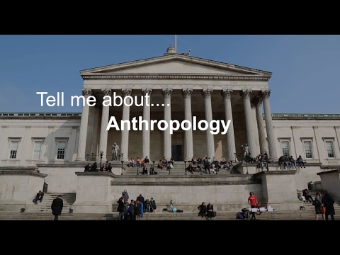 Tell me about Anthropology