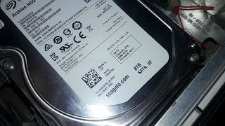 Getting Started With Seagate 8TB Hard Drive