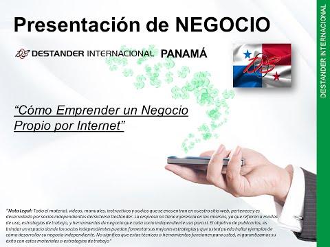 Cómo emprender un Negocio Porpio por Internet en Panamá