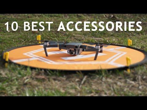 10 Amazing Accessories For Your DJI Mavic Pro