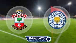 Video Gol Pertandingan Southampton vs Leicester City