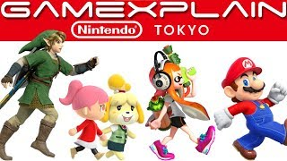 Nintendo Tokyo Store Opening Date Announced! + First Look at NEW Merchandise w/ New Character Art