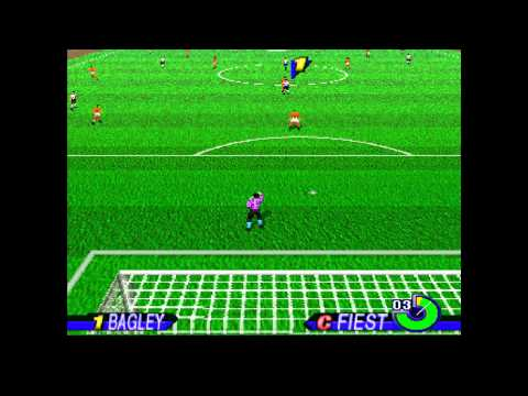 Sega Saturn: International Victory Goal
