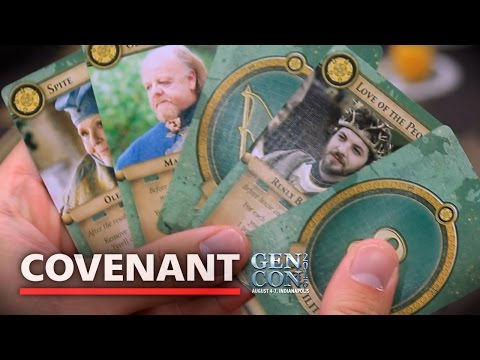 Game of Thrones: The Iron Throne | Board Game Overview | GenCon 2016