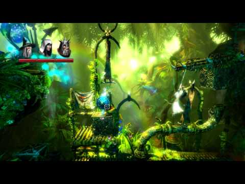 Trine 2 - Part 2 - Stevis likes dying