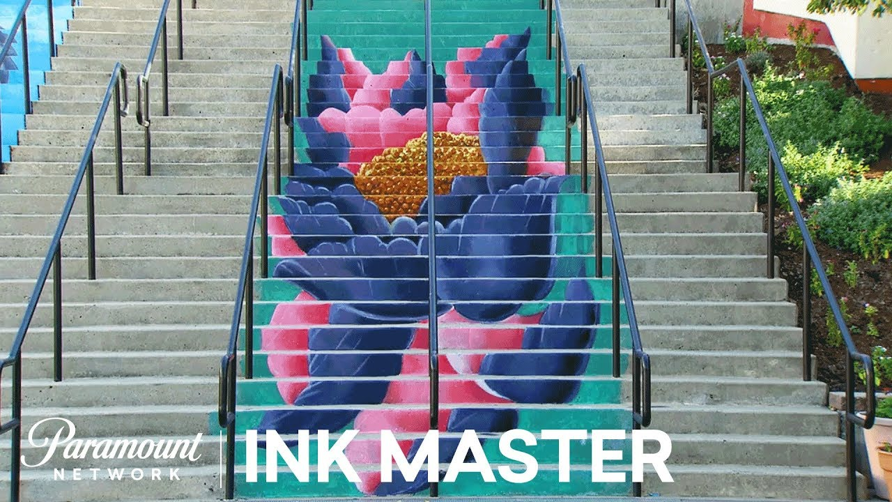 8bf073ea25b5f Stair Masters' Flash Challenge Preview | Ink Master: Return of the ...
