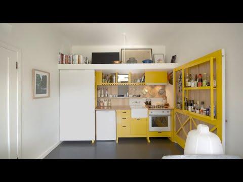 NEVER TOO SMALL 24sqm/258sqft Toolbox micro apartment - Cairo Studio