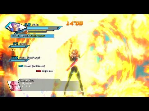 Unlock Spirit Sword | Beam Combos (Spirit Bomb + Heat Dome) | Dragon Vyb Xenoverse Episode 6