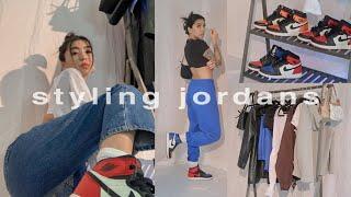 How To Style Jordan 1's