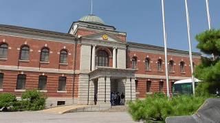 呉地方総監部、旧日本海軍地下作戦室 一般公開 海上自衛隊