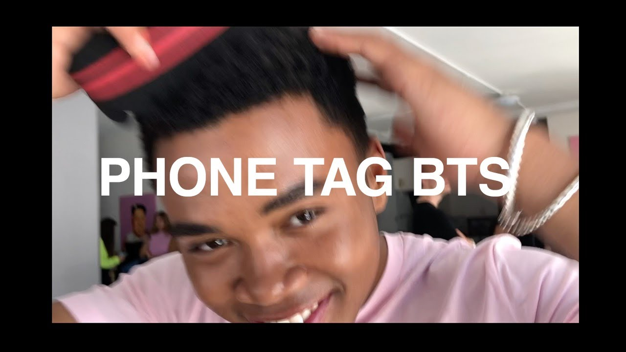 Chosen Jacobs - Phone Tag (Behind The Scenes)