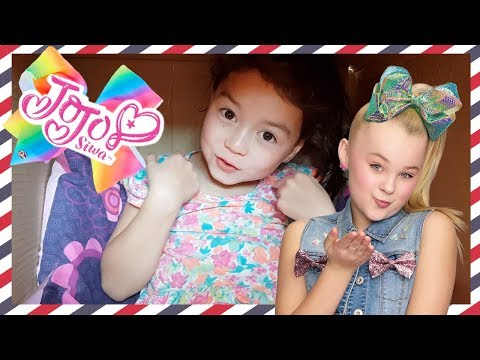 I Mailed Myself to JoJo Siwa in a Box as Fan Mail to get a JoJo Bow IT WORKED!!!