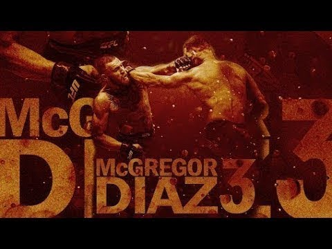 Conor McGregor vs Nate Diaz 3 | Promo | Trilogy | IT'S NOT OVER