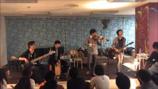 バイオリンとアコースティックギターのユニット「木場ジャパン」Singer ...