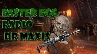 BO3 Zombies SOE: Easter Egg Radio de Maxis y su Lamento