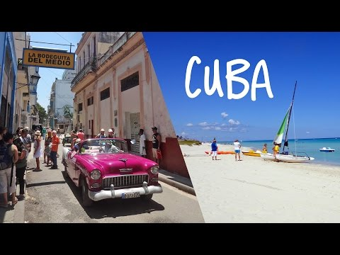 Cuba Experience - Havana | Varadero | Travel Video