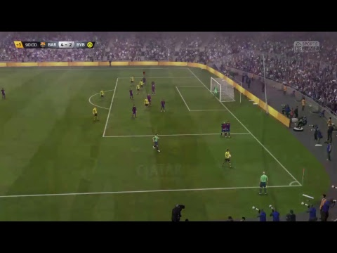 Barcelona VS 3 echipe PUTERNICE [by mircea ]