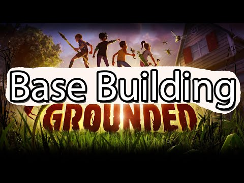 Grounded Base Building Guide [Tips & Tricks] – Crafting