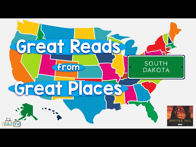 Great Reads from Great Places David Heska Wanbli Weiden's SPOTTED TAIL South Dakota