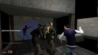 half life 2-zombie master zm-random gameplay