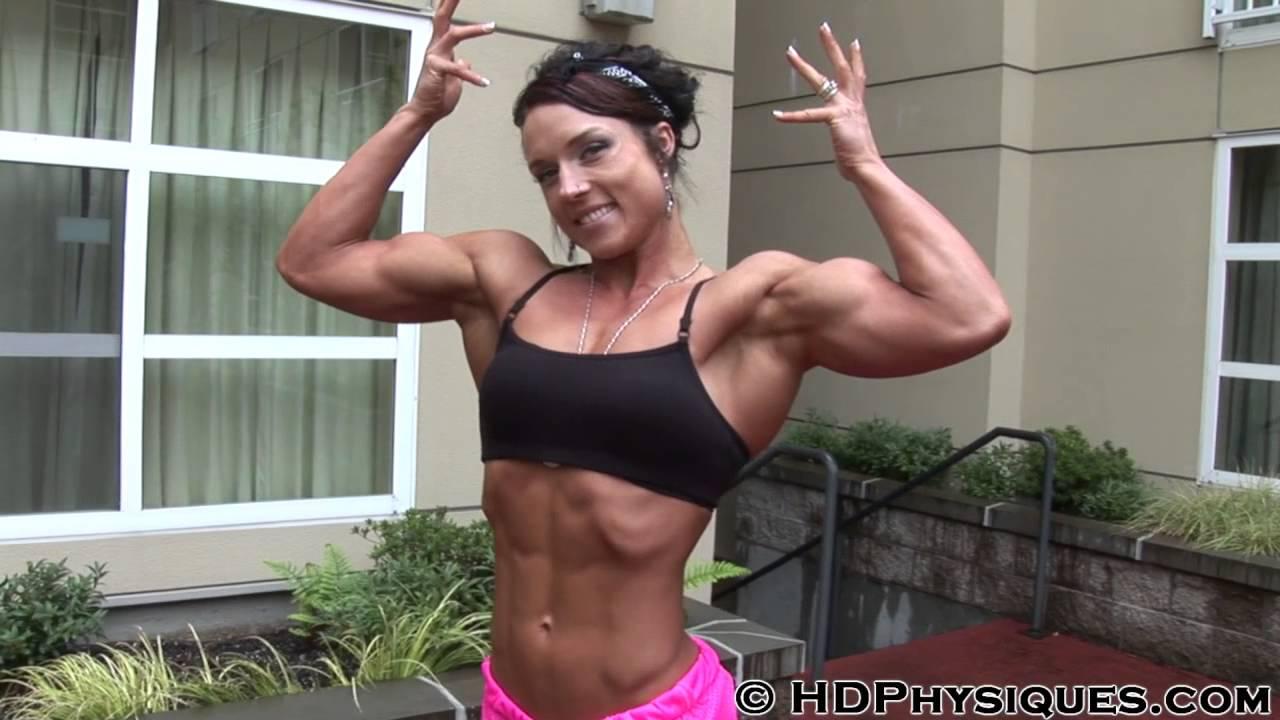 sarah butler bodybuilding