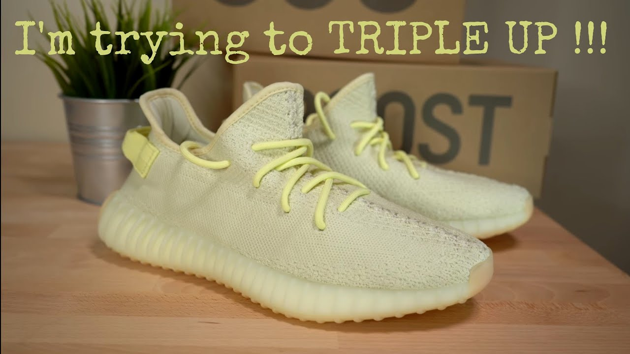 42d38d1d9 Adidas Yeezy 350 V2 Butter and Jordan Levi 4 Dramatic Footaction Footlocker  and Champs live cop!