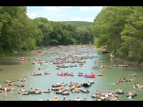 The Guadalupe River - The Good And The Not So Good
