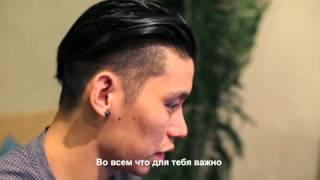 Jeremy Lin - Game On (русские  субтитры)