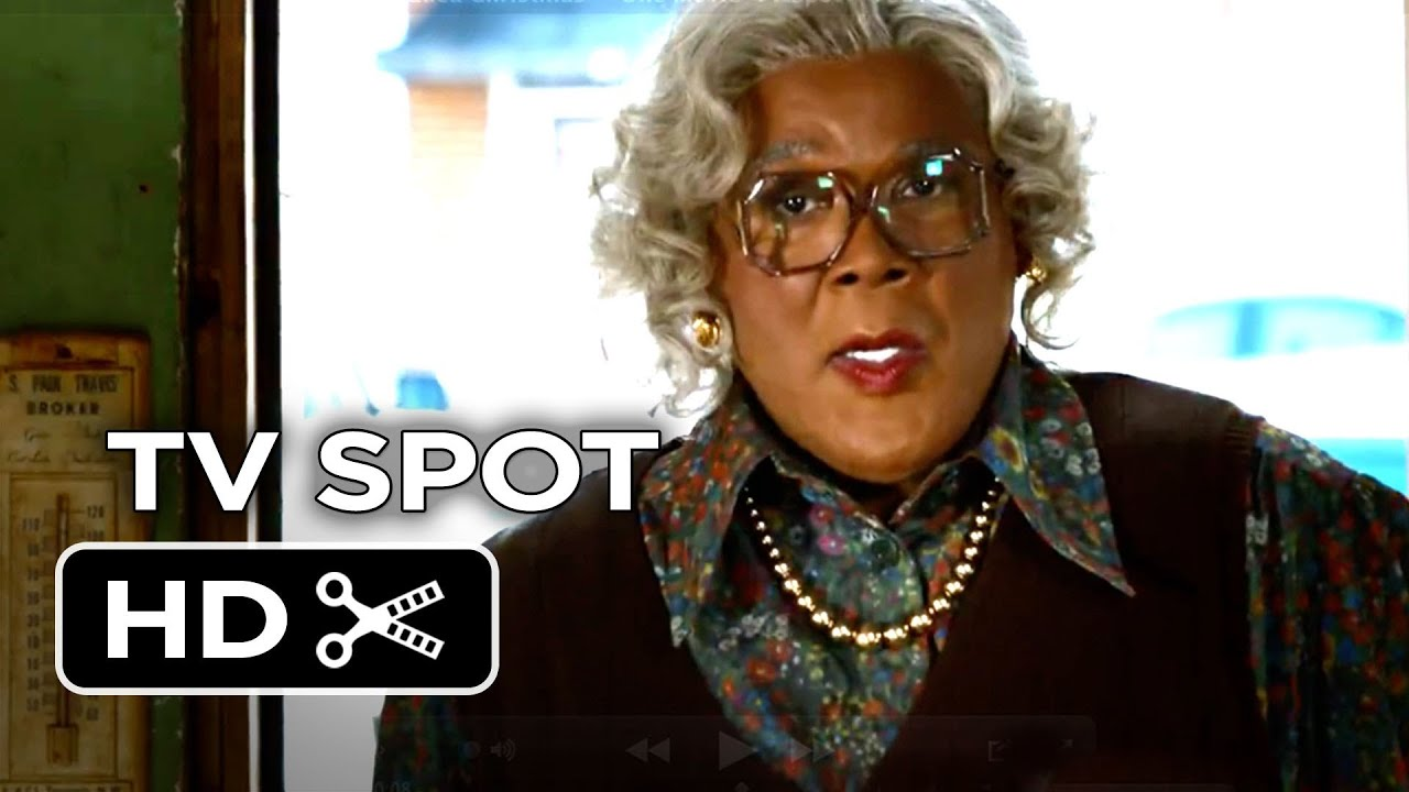 Download Tyler Perry's A Madea Christmas TV SPOT - One Movie (2013) - Chad Michael Murray HD