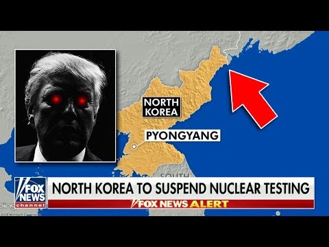 North Korea Pauses Nuclear Program and ICBM Testing Thanks To President Trump!