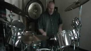 Emerson, Lake and Palmer: Karn Evil 9 1st Impression Part 2 Carl Palmer Drum Solo~Steve Barber
