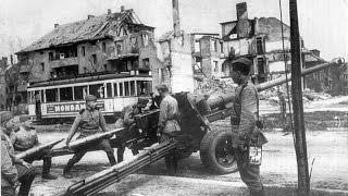 Видеообход 100-мм польової гармати зразка 1944 року (БС-3)