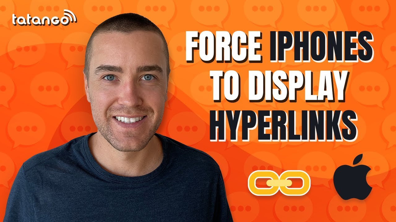 How to Force iPhones to Display Hyperlinks - Not